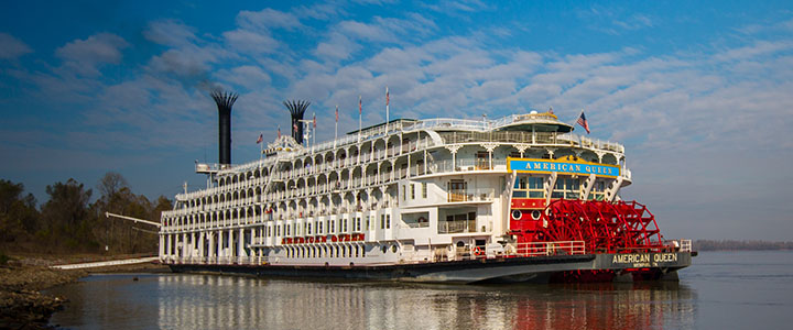 Early Booking Discounts on American Queen River Cruising