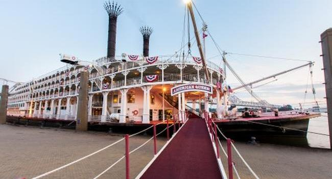 Enjoy a 2 cabin category upgrade on your 2014 American Queen River Cruise