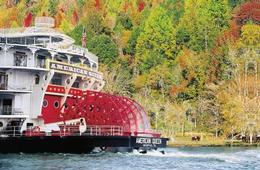Fall Colors aboard the American Queen