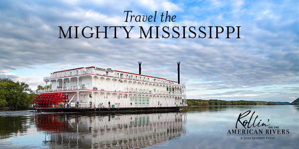Traverse the Mighty Mississippi